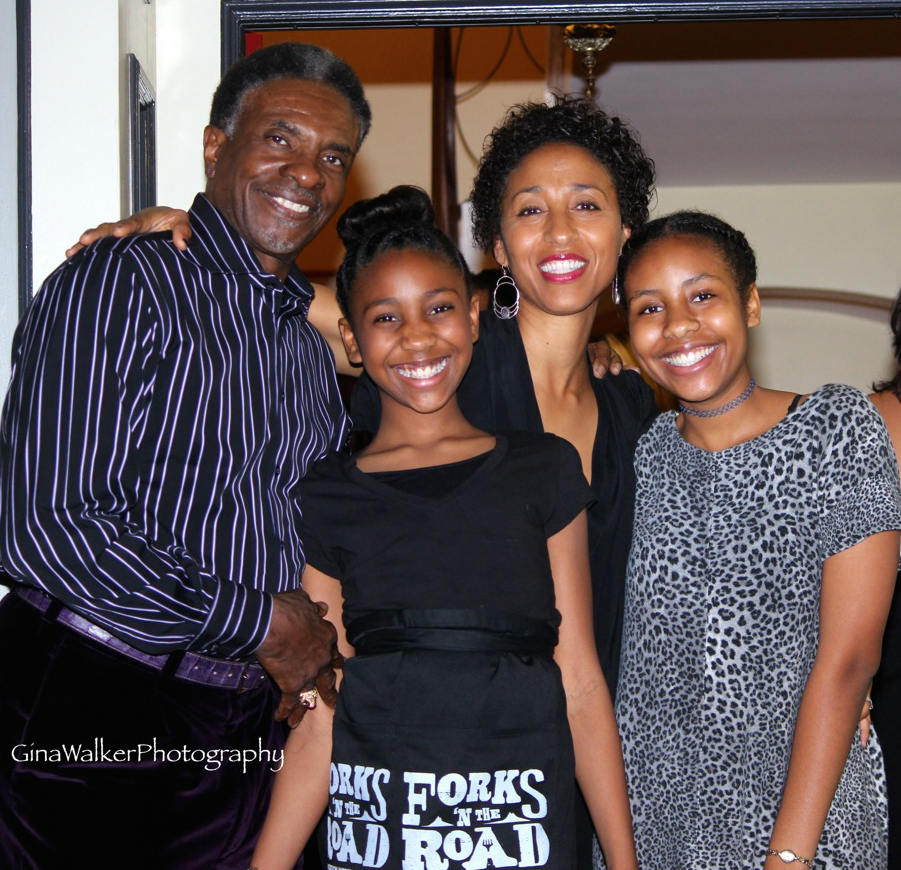 The Williams Family. Photo: Gina Walker Photography