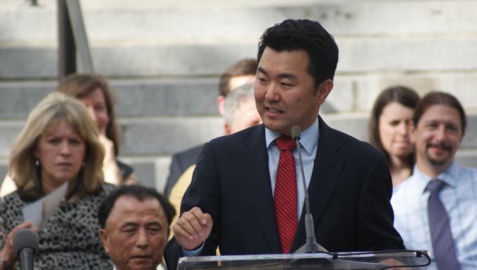 David Ryu Swearing IN
