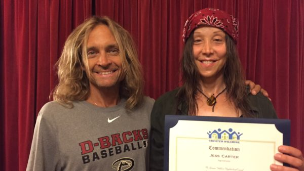 Yoga Teacher Named Outstanding Citizen
