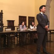 David Ryu promised to have a report in 90 days that will suggest possible solutions for the traffic issues.