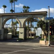 The relationship between the studio and the adjacent Larchmont Village neighborhood has been strained.