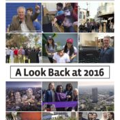 Updates and reminders of some of the most important stories we covered in 2016, including the Larchmont Bungalow, Catalina Tower, Frank Gehry's 8150 Sunset design, local purple line metro construction and the LACMA Redesign.