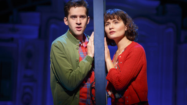 [THEATER REVIEW] Amélie, A New Musical Brings Imagination to Life at the Ahmanson