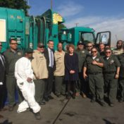 'Few things are more important to our quality of life than how clean our streets are,' said Garcetti.