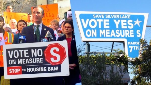 Measure S Defeated