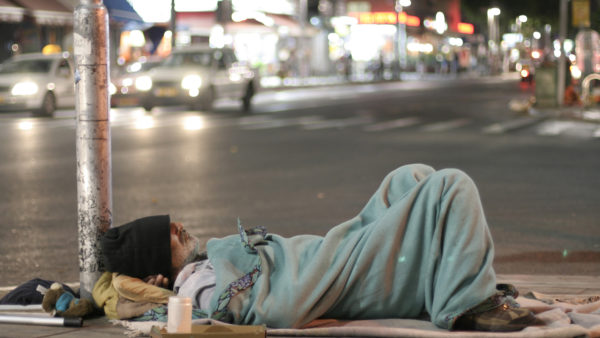Local Areas Outpacing City in Homeless Surge