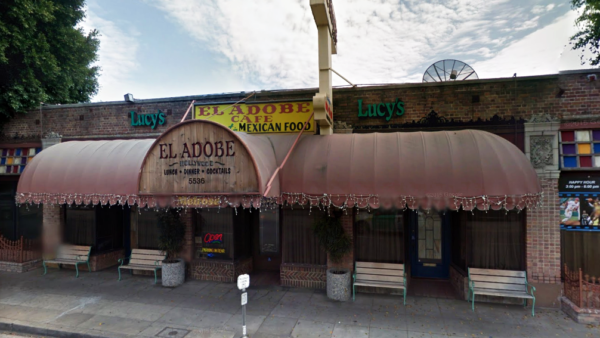 Lucy's El Adobe Cafe Heirs in Legal Battle